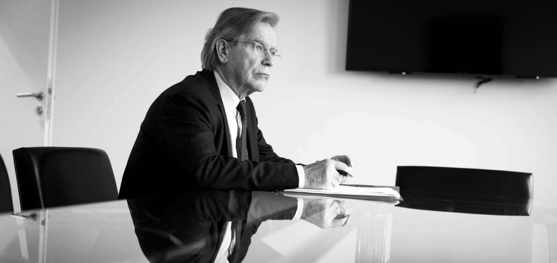 Prof. Dr. Bernd Reinmüller, Rechtsanwalt der Kanzlei Buse Heberer Fromm