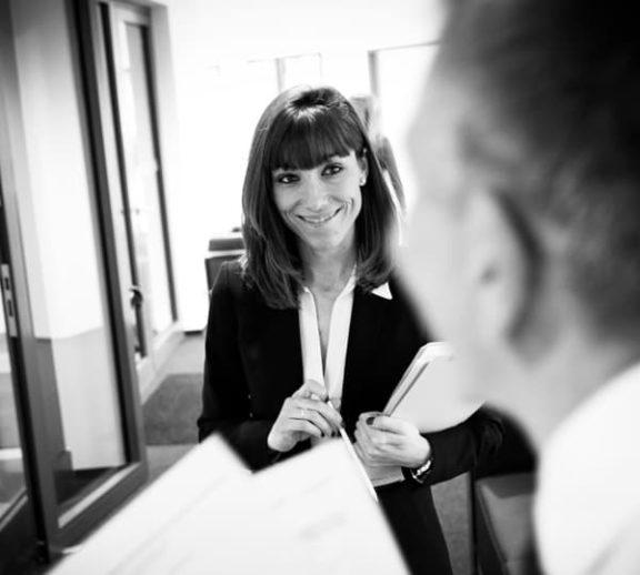 Lidia Minaya Moreno, Rechtsanwältin der Kanzlei Buse Heberer Fromm