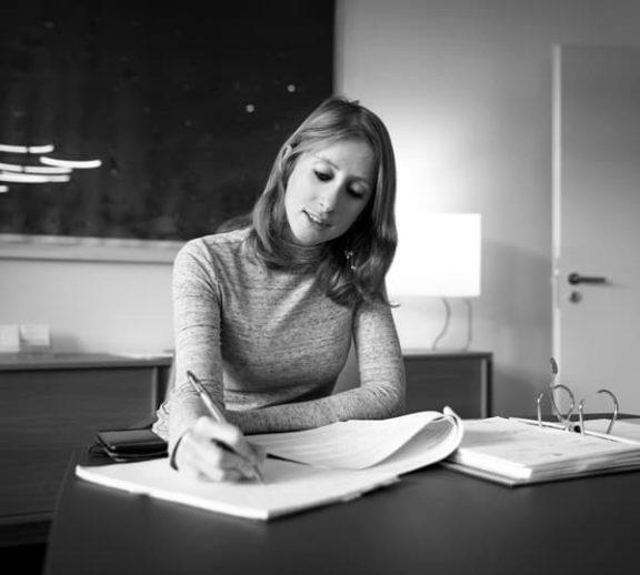 Stefanie Scheifele, Rechtsanwältin der Kanzlei Buse Heberer Fromm