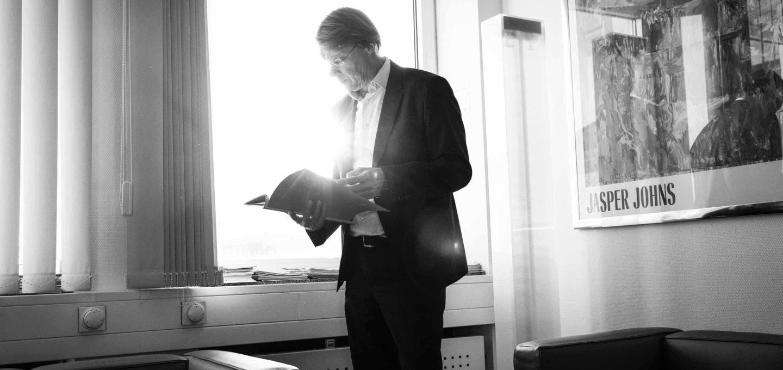 Jan-Peter Degner, Rechtsanwalt der Kanzlei Buse Heberer Fromm