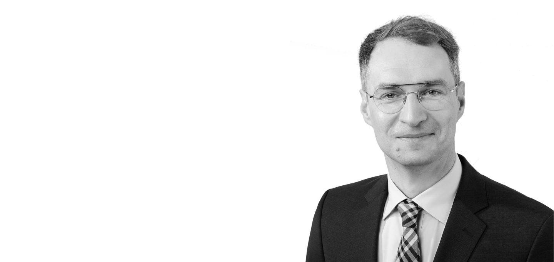Dr. Volker Perten, Rechtsanwalt der Kanzlei Buse Heberer Fromm