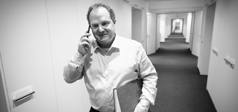 Dr. Alexander Stein, Rechtsanwalt der Kanzlei Buse Heberer Fromm
