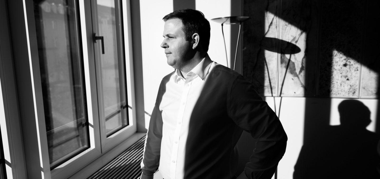 Daniel Bens, Rechtsanwalt der Kanzlei Buse Heberer Fromm