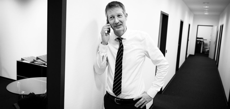 Felix Hebert, Rechtsanwalt der Kanzlei Buse Heberer Fromm