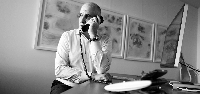 Dr. Klaus Neumann, Rechtsanwalt der Kanzlei Buse Heberer Fromm