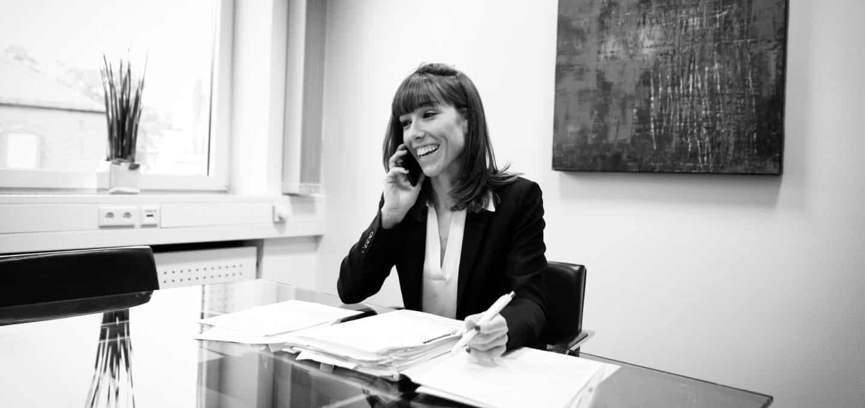 Lidia Minaya, Rechtsanwältin der Kanzlei Buse Heberer Fromm