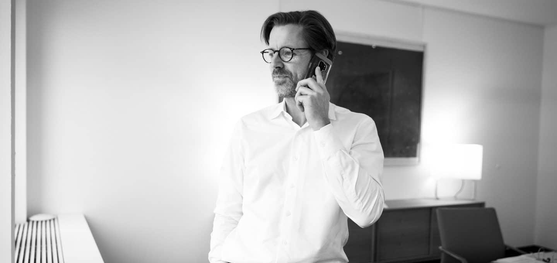 Martin Weimar, Rechtsanwalt der Kanzlei Buse Heberer Fromm