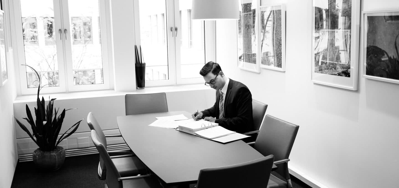 Stephan Labitzke, Rechtsanwalt der Kanzlei Buse Heberer Fromm