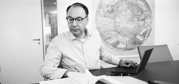 Dr. Thomas Hausbeck, Rechtsanwalt der Kanzlei Buse Heberer Fromm