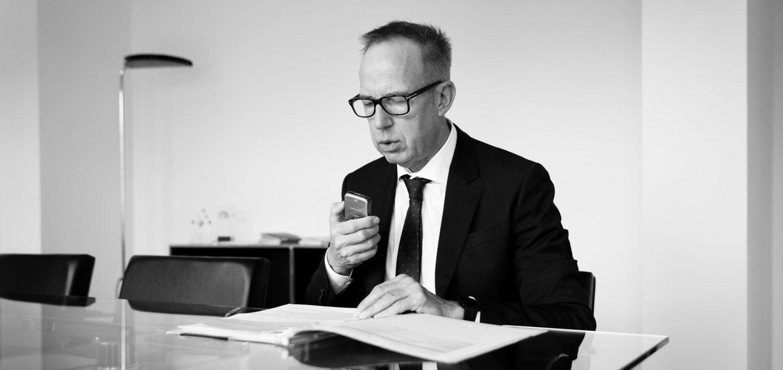 Dr. Thomas Rinne, Rechtsanwalt der Kanzlei Buse Heberer Fromm