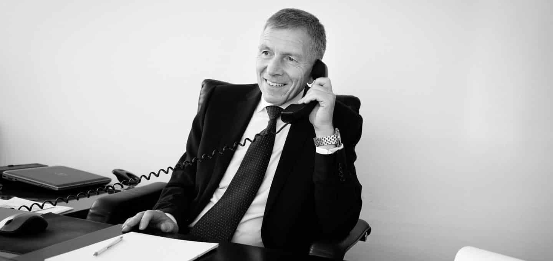 Wolfgang K. Meding, Rechtsanwalt der Kanzlei Buse Heberer Fromm