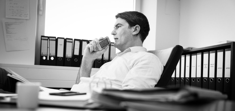 Alexander Wolf, Rechtsanwalt der Wirtschaftskanzlei Buse Heberer Fromm
