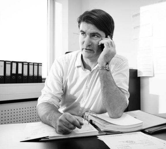 Dr. Alexander Wolf, Rechtsanwalt der Wirtschaftskanzlei Buse Heberer Fromm