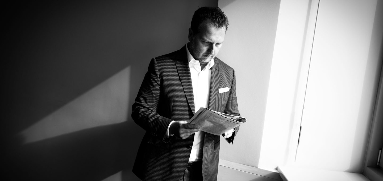 Daniel Weiner, Rechtsanwalt der Wirtschaftskanzlei Buse Heberer Fromm