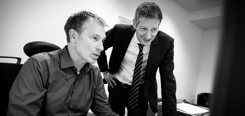 Jörg Gardemann, Rechtsanwalt der Wirtschaftskanzlei Buse Heberer Fromm