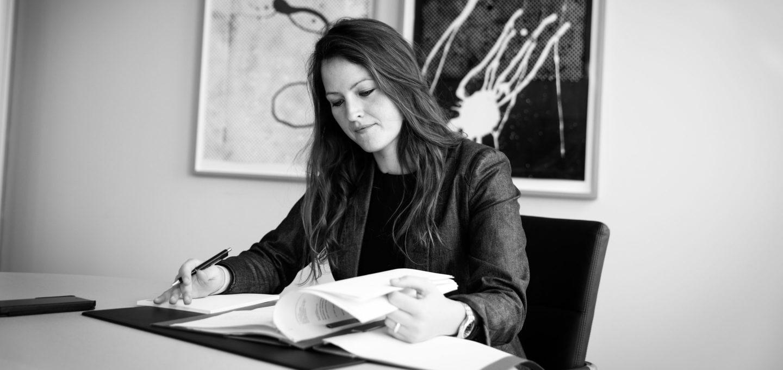Dr. Julia Bruck, Rechtsanwältin der Wirtschaftskanzlei Buse Heberer Fromm