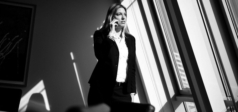 Nina Lüssmann, Rechtsanwältin der Kanzlei Buse Heberer Fromm