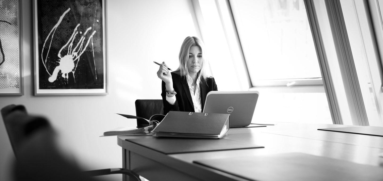 Dr. Nina Lüssmann, Rechtsanwältin der Wirtschaftskanzlei Buse Heberer Fromm