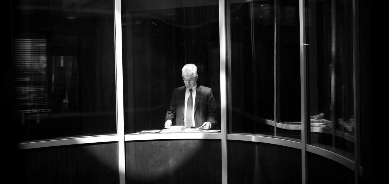 Rolf Geissler, Rechtsanwalt der Kanzlei Buse Heberer Fromm