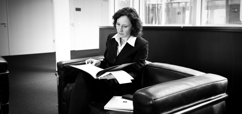 Dr. Tanja Suchowerskyj, Rechtsanwältin der Wirtschaftskanzlei Buse Heberer Fromm
