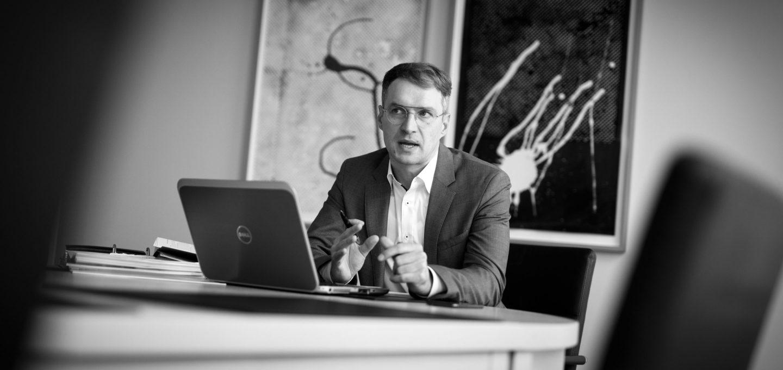 Volker Perten, Rechtsanwalt der Kanzlei Buse Heberer Fromm