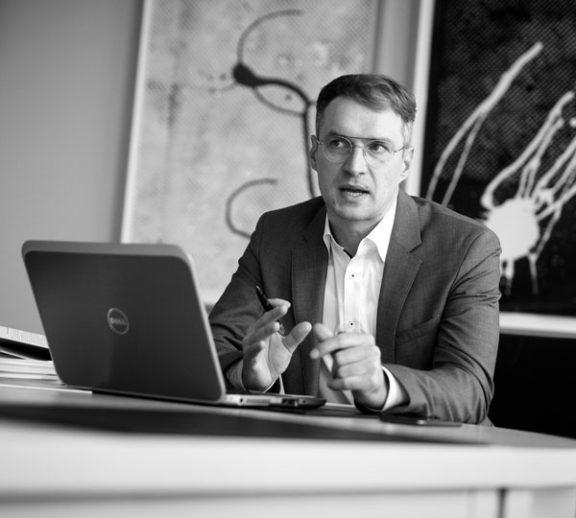 Dr. Volker Perten, Rechtsanwalt der Wirtschaftskanzlei Buse Heberer Fromm