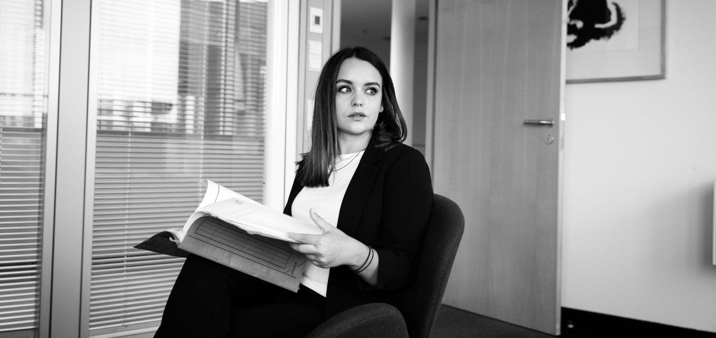 Laura Höldrich-Wölke, Rechtsanwältin und Associate bei Buse Heberer Fromm am Standort Berlin