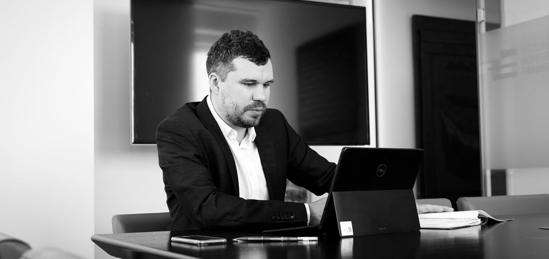 Tobias Vößing, Rechtsanwalt der Kanzlei Buse Heberer Fromm