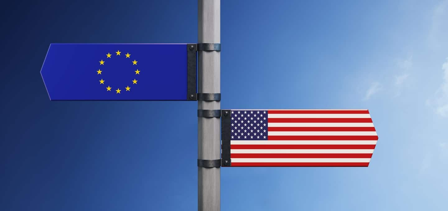 ECJ Overturns Data Transfer Agreement Privacy Shield with United States