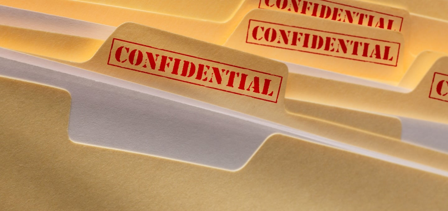 Federal Administrative Court: Contents and External Properties of Files are Covered by Trade Secrets.