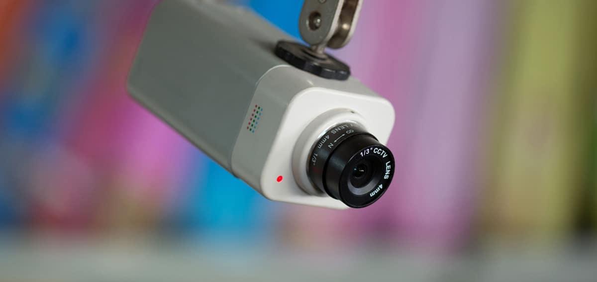 Bußgeld wegen Videoüberwachung am Arbeitsplatz.